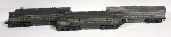 Lionel 2354 NYC F-3 ABA Diesels, OBS