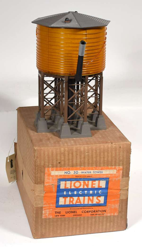 Lionel No. 30 Water Tower, OB