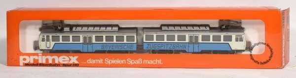 Primex 3185 Electric Locomotive, OB