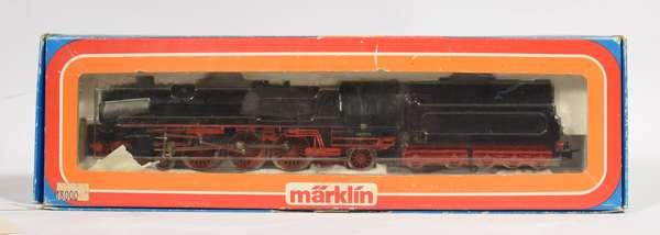 Marklin 3310 4-6-2 steam locomotive, OB