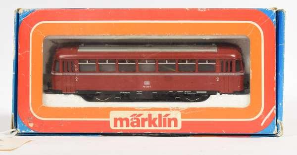 Marklin 3016 locomotive, OB