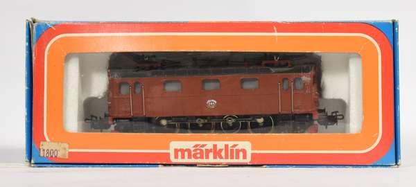Marklin 3030 Electric Locomotive, OB