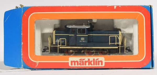 Marklin HO 3141 Locomotive, OB