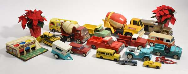 Collection of Tonka toys (600-7)