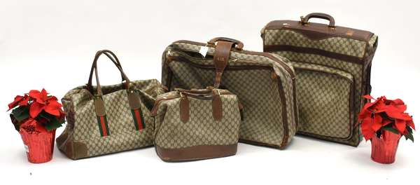Collection of four Gucci bags (737-13)