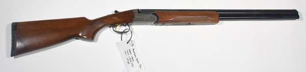 American Arms shotgun, Silver, 20ga. serial# A62355 (S2) (T-99) (90-19)