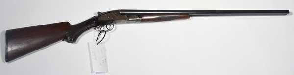 Firearm: Baker shotgun, Batavia Leader, 20ga. serial# 3391F (S3) (T-87)(90-20)