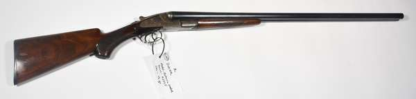 Firearm:Baker shotgun, Batavia Leader, 12ga. serial# 4259F (S5) (T-100) (90-22)