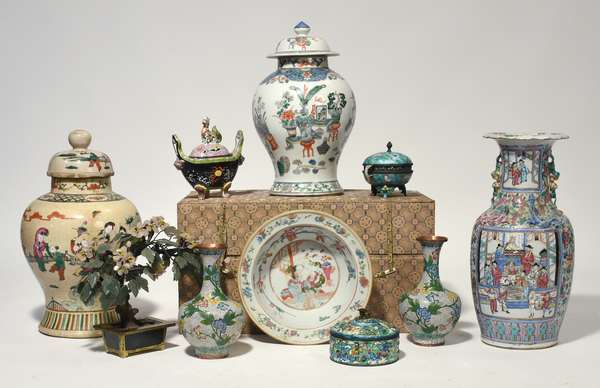 Exciting August Auction