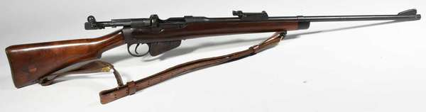British Enfield 303 rifle, bolt action serial number 16223, T- 155 -Condition Overall good expected age wear. NICS background check required.