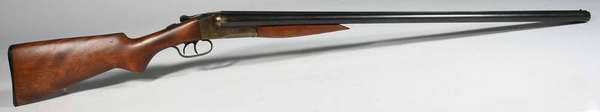 Springfield SBS 12 gauge shotgun, serial #E23298, T- 173 -Condition good, NICS background check required