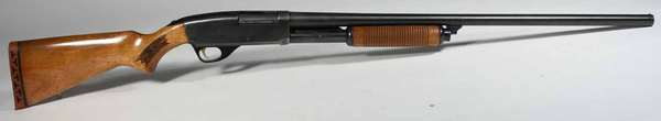 Springfield model 67 shotgun, 12 gauge pump, serial number A839720, T- 160 -Condition areas of wear. NICS background check required.