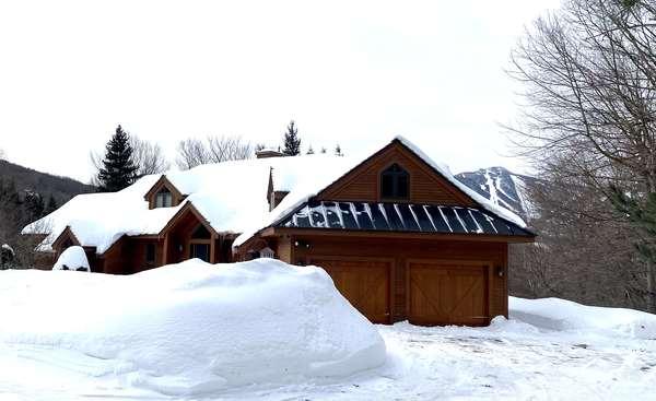 High End Home Furnishings from a Killington VT Ski Retreat
