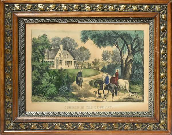 Live Streamed Online Auction - Americana, Coins, Artwork, Oriental Rugs,  Formal & Country Furnishings, Jewelry, Silver and Much More!