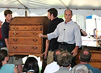 we specialize in on-site auctions