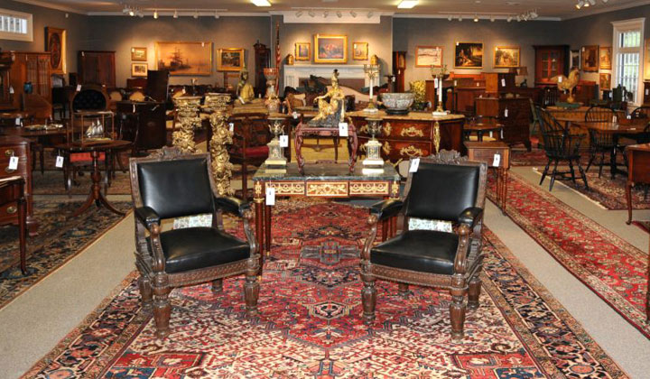 Our Plainfield Auction Gallery