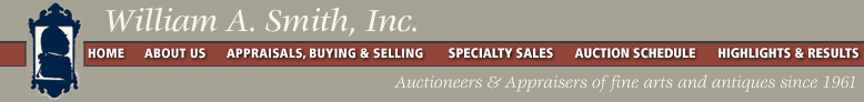 W. A. Smith, Inc. Auctions